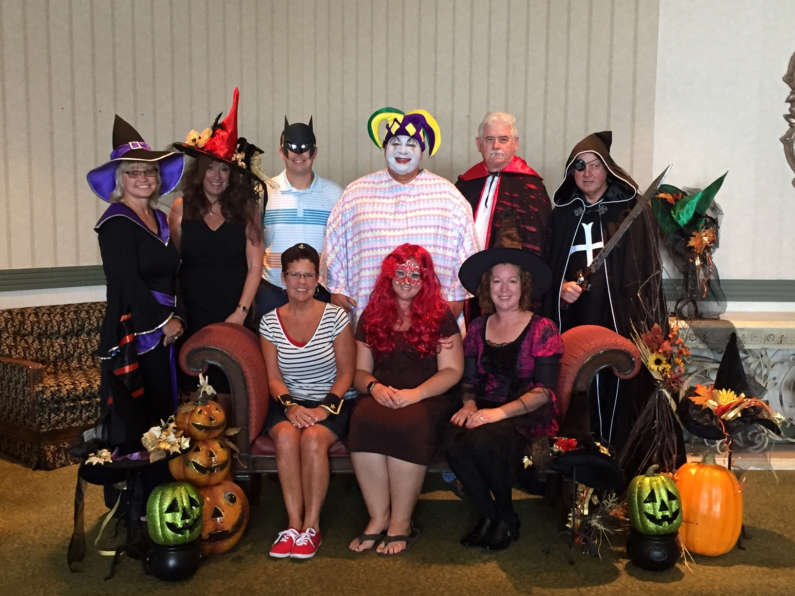 United Way Witches Ball